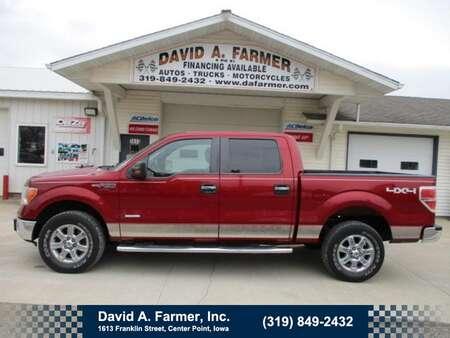 2013 Ford F-150 XLT Super Crew 4X4 for Sale  - 4701  - David A. Farmer, Inc.