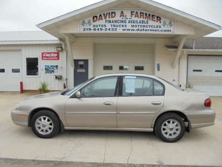 1999 Chevrolet Malibu LS 4 Door**1 Owner/Low Miles** for Sale  - 4355  - David A. Farmer, Inc.