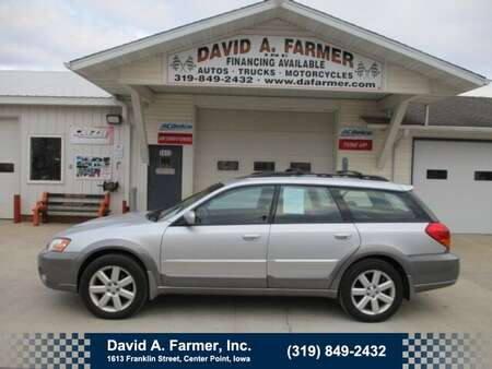 2007 Subaru Outback Legacy Limited AWD**1 Owner** for Sale  - 4831  - David A. Farmer, Inc.
