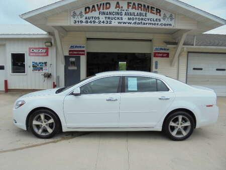 2012 Chevrolet Malibu LT 4 Door**Low Miles** for Sale  - 4525  - David A. Farmer, Inc.