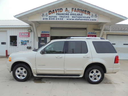 2005 Ford Explorer Limited 4 Door 4X4**DVD/3rd Row/Leather/Sunroof** for Sale  - 4544  - David A. Farmer, Inc.