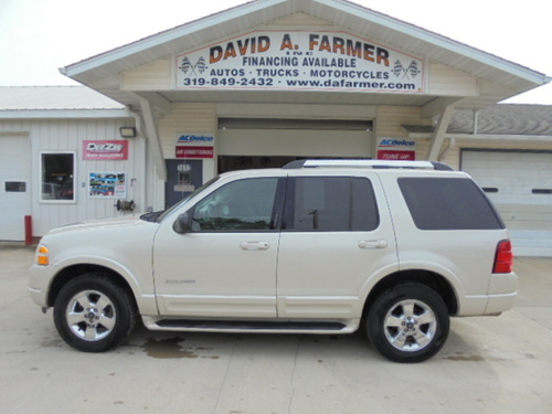 2005 Ford Explorer  - David A. Farmer, Inc.