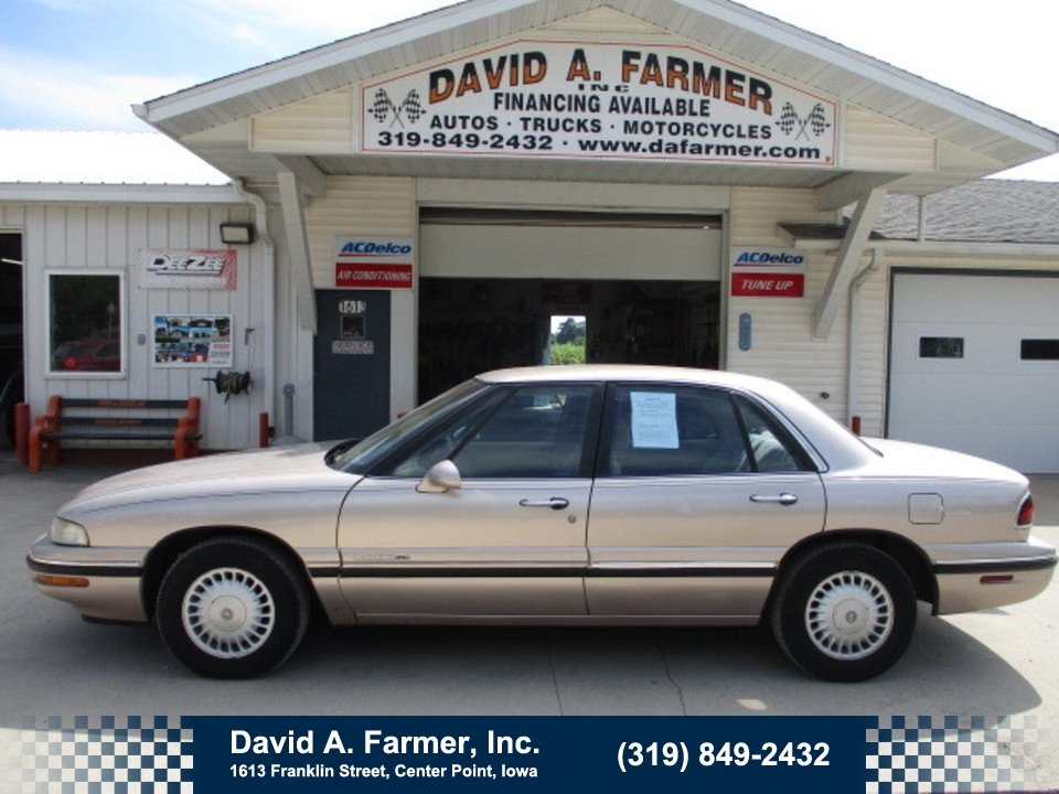 1999 Buick LeSabre Custom 4 Door**Low Miles**  - 4761  - David A. Farmer, Inc.