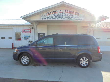2008 Chrysler Town & Country Touring**Heated Leather/DVD/Remote Start** for Sale  - 4442  - David A. Farmer, Inc.