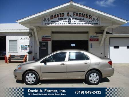 2006 Toyota Corolla CE 4 Door for Sale  - 4992  - David A. Farmer, Inc.