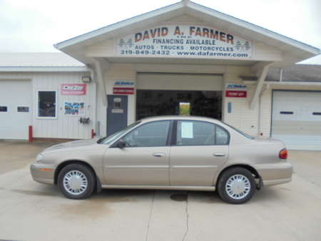 2000 Chevrolet Malibu 4 Door**Low Miles** for Sale  - 4523  - David A. Farmer, Inc.