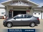 2017 Nissan Versa  - David A. Farmer, Inc.