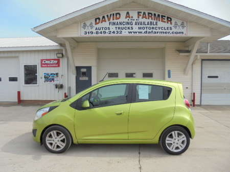 2013 Chevrolet Spark LT 5 Door HatchBack**Low Miles** for Sale  - 4431  - David A. Farmer, Inc.