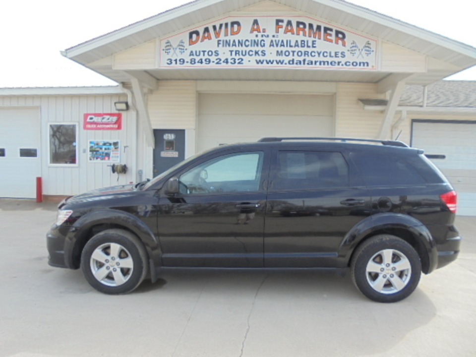 2016 Dodge Journey  - David A. Farmer, Inc.