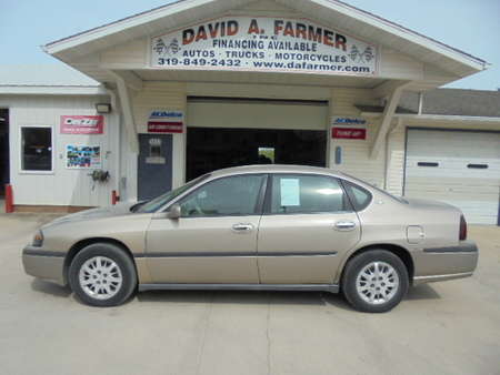 2003 Chevrolet Impala 4 Door**Low Miles** for Sale  - 4522  - David A. Farmer, Inc.