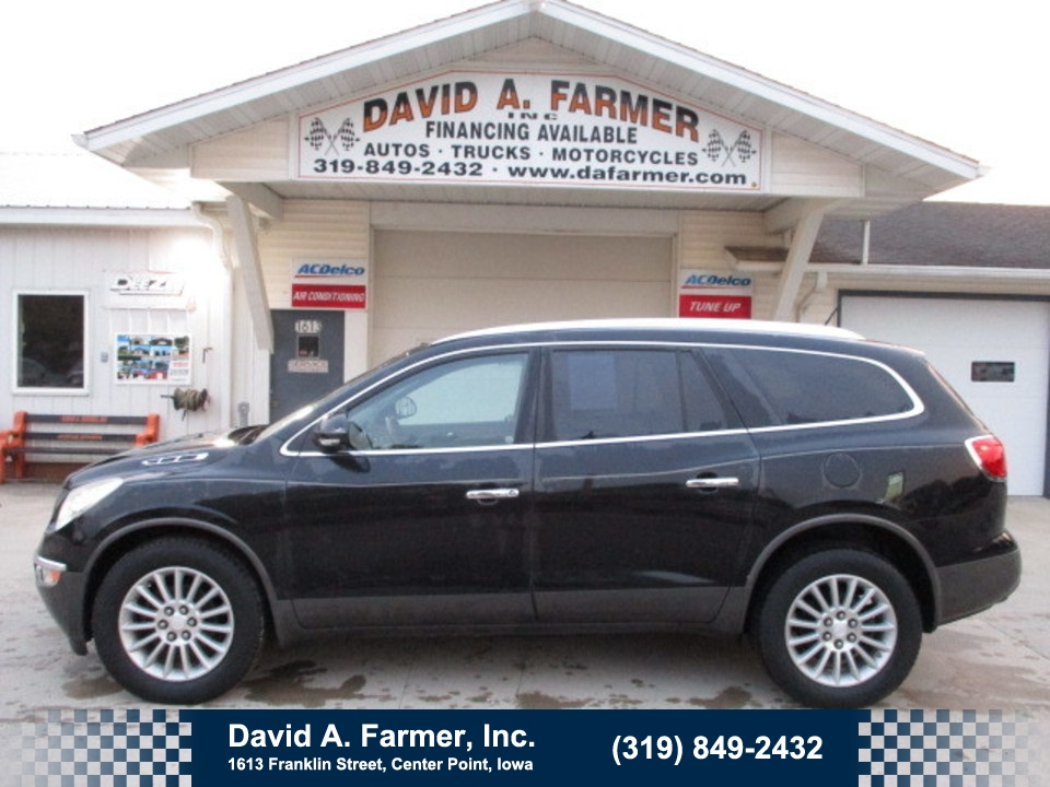 2011 Buick Enclave CXL AWD**Loaded/Low Miles**  - 4793  - David A. Farmer, Inc.