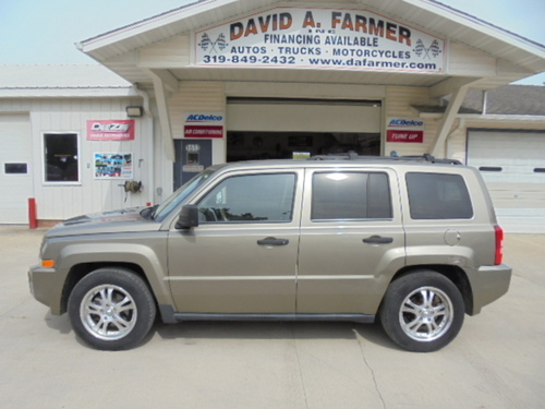 2008 Jeep Patriot  - David A. Farmer, Inc.