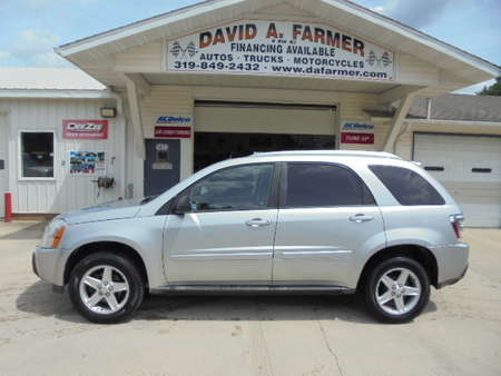 2005 Chevrolet Equinox LT 4 Door FWD**Low Miles/Heated Leather/Sunroof** for Sale  - 4528  - David A. Farmer, Inc.