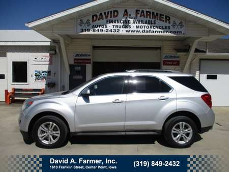 2012 Chevrolet Equinox LT AWD**Low Miles/Sunroof/Navigation** for Sale  - 4756  - David A. Farmer, Inc.