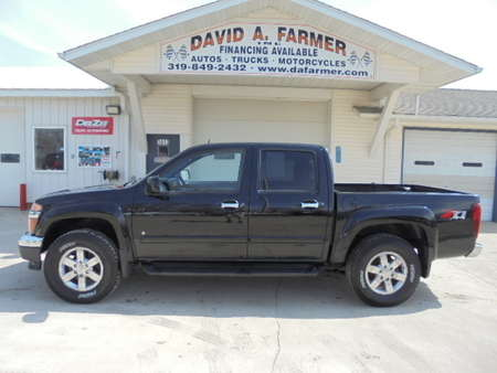 2009 Chevrolet Colorado 2LT Crew Cab 4X4 Z71**Heated Leather/New Tires** for Sale  - 4438  - David A. Farmer, Inc.