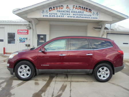 2009 Chevrolet Traverse LT AWD**1 Owner/Dual Sunroofs/New Tires** for Sale  - 4420  - David A. Farmer, Inc.