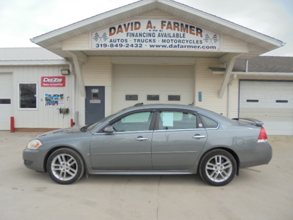 2009 Chevrolet Impala  - David A. Farmer, Inc.