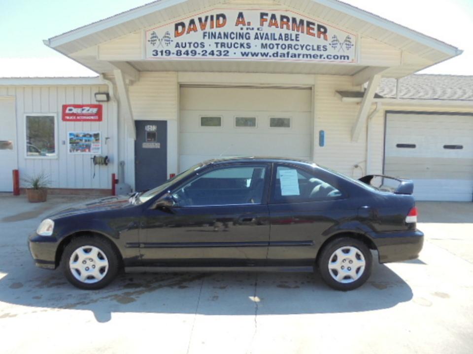 2000 Honda Civic EX 2 Door