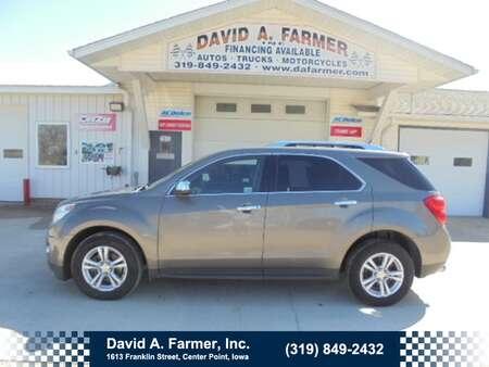 2012 Chevrolet Equinox LTZ AWD*Heated Leather/Remote Start/Sunroof** for Sale  - 4600-1  - David A. Farmer, Inc.
