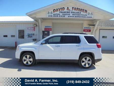2015 GMC TERRAIN SLT AWD**Low Miles/Heated Leather/Navigation** for Sale  - 4634  - David A. Farmer, Inc.
