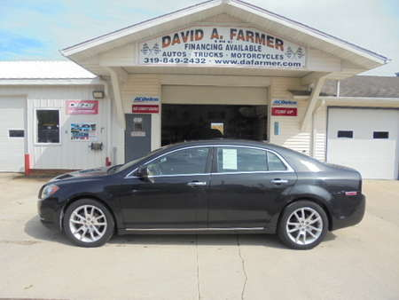 2010 Chevrolet Malibu LTZ 4Door**Leather/Sunroof** for Sale  - 4551  - David A. Farmer, Inc.