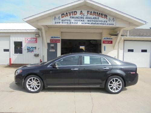 2010 Chevrolet Malibu  - David A. Farmer, Inc.