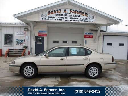 2005 Chevrolet Impala Base 4 Door for Sale  - 4874  - David A. Farmer, Inc.