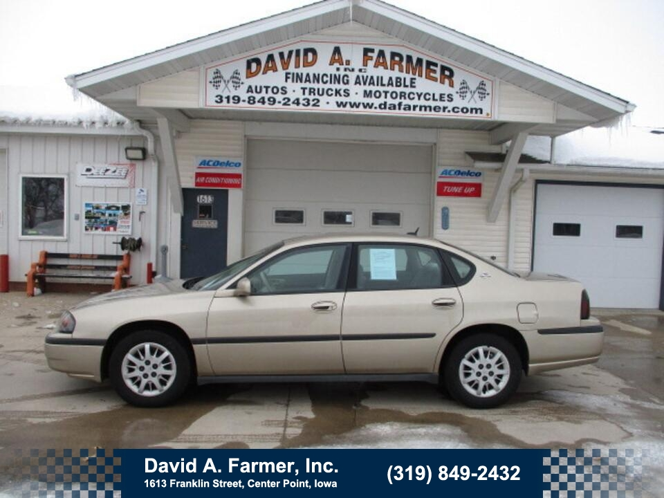 2005 Chevrolet Impala Base 4 Door  - 4874  - David A. Farmer, Inc.