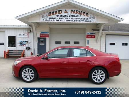 2014 Chevrolet Malibu LT FWD**Heated Leather/Sunroof/Low Miles** for Sale  - 4788  - David A. Farmer, Inc.