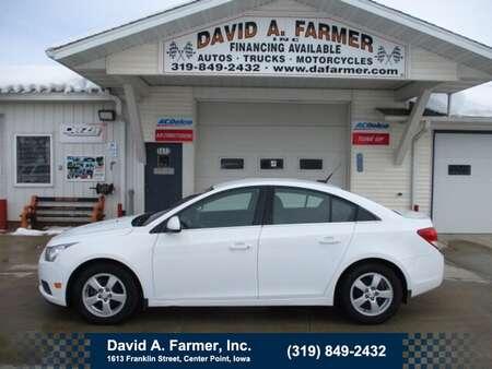 2014 Chevrolet Cruze LT 4 Door**2 Owner/Back Up Camera/Remote Start** for Sale  - 4877  - David A. Farmer, Inc.