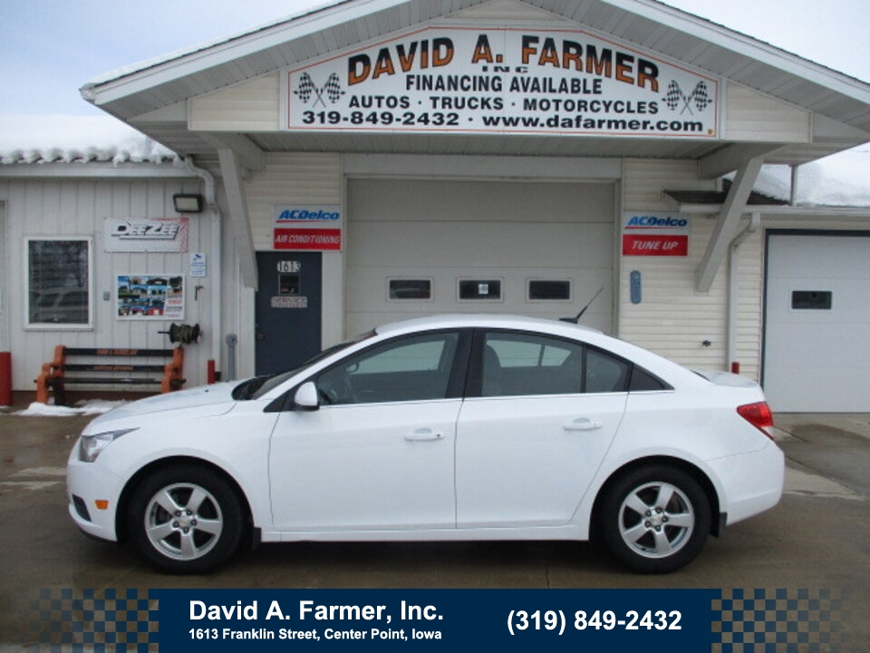 2014 Chevrolet Cruze  - David A. Farmer, Inc.