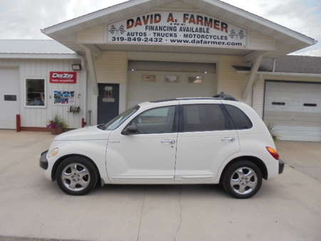 2002 Chrysler PT Cruiser Touring**Leather/Sunroof/Low Miles** for Sale  - 4306  - David A. Farmer, Inc.