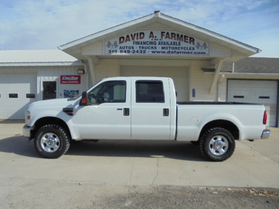 2008 Ford F-250  - David A. Farmer, Inc.