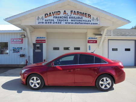 2011 Chevrolet Cruze LT 4 Door for Sale  - 4571  - David A. Farmer, Inc.