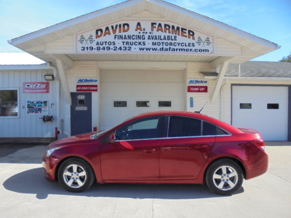 2011 Chevrolet Cruze LT 4 Door  - 4571  - David A. Farmer, Inc.