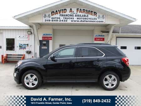 2016 Chevrolet Equinox LT AWD*Heated Seats/Remote Start/Low Miles* for Sale  - 4799  - David A. Farmer, Inc.