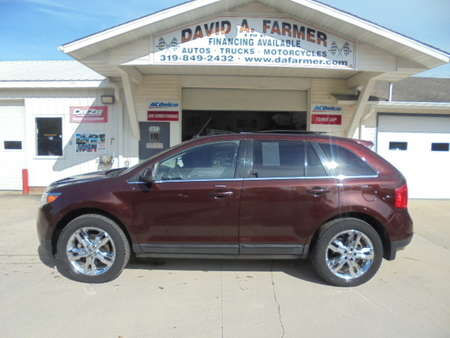 2012 Ford Edge Limited AWD**Navigation/Sunroof** for Sale  - 4556  - David A. Farmer, Inc.
