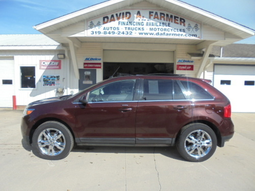 2012 Ford Edge  - David A. Farmer, Inc.