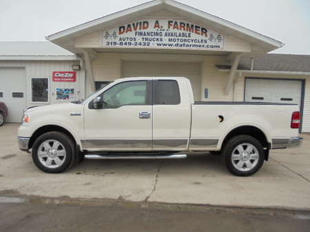2008 Ford F-150 Super Cab Lariat 4X4**1 Owner/Low Miles** for Sale  - 4435  - David A. Farmer, Inc.
