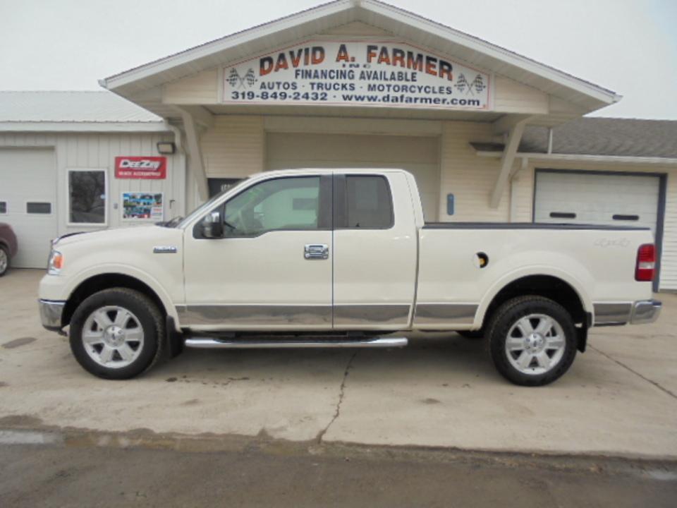 2008 Ford F-150  - David A. Farmer, Inc.