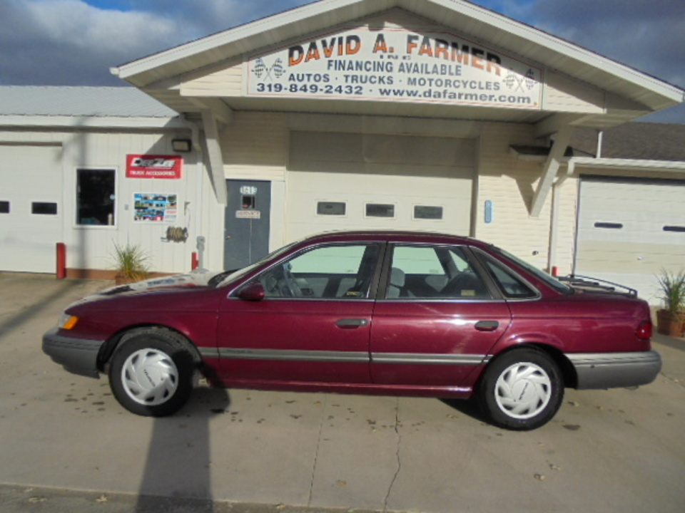 1992 Ford Taurus  - David A. Farmer, Inc.
