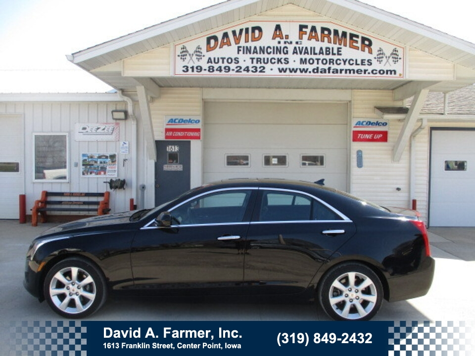 2013 Cadillac ATS  - David A. Farmer, Inc.