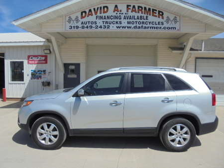 2013 Kia Sorento LX FWD**2 Owner/Low Miles** for Sale  - 4447  - David A. Farmer, Inc.