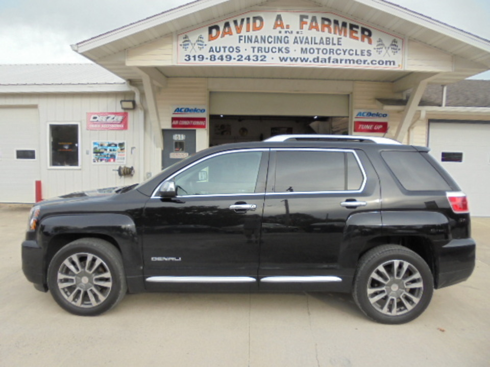 2016 GMC TERRAIN  - David A. Farmer, Inc.