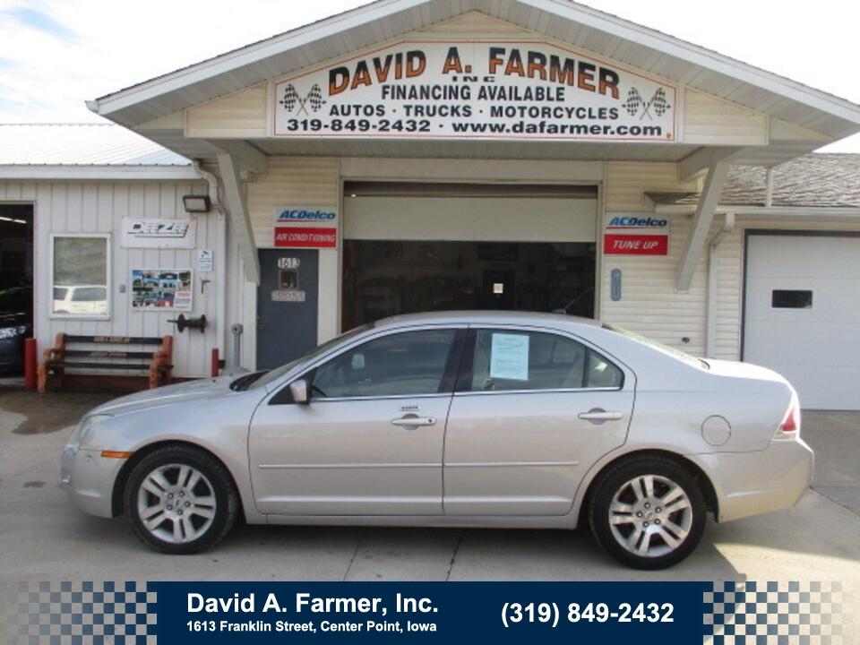 2008 Ford Fusion SEL 4 Door**2 Owner/Low Miles/115K**  - 5100  - David A. Farmer, Inc.