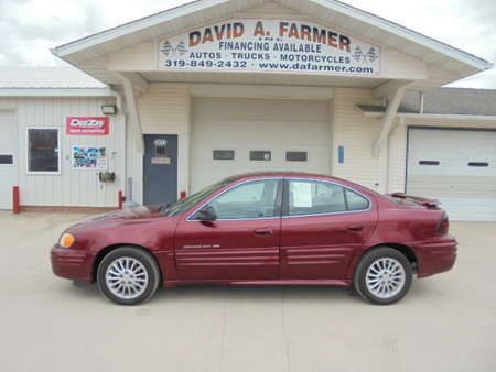 2000 Pontiac Grand Am SE1  4 Door**2 Owner/Low Miles** for Sale  - 4448  - David A. Farmer, Inc.