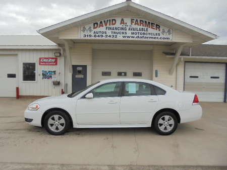 2011 Chevrolet Impala LT 4 Door**2 Owner/Low Miles** for Sale  - 4446  - David A. Farmer, Inc.