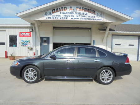 2013 Chevrolet Impala LTZ **Heated Leather/Sunroof** for Sale  - 4292  - David A. Farmer, Inc.