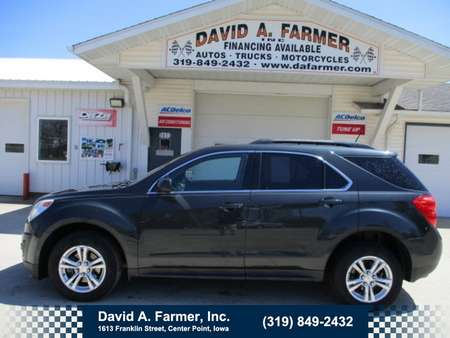 2013 Chevrolet Equinox 1LT AWD**Low Miles/Sunroof** for Sale  - 4683  - David A. Farmer, Inc.