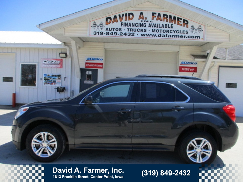 2013 Chevrolet Equinox 1LT AWD**Low Miles/Sunroof**  - 4683  - David A. Farmer, Inc.